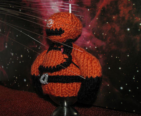 Orange Charity Gunner